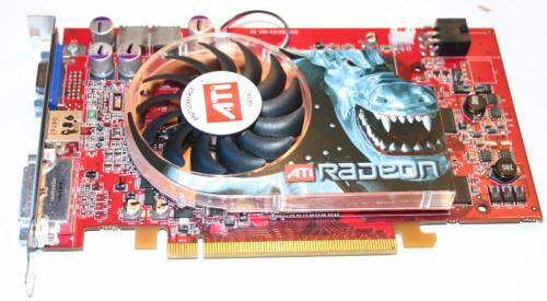 ATI Radeon X800 PCI-Express Grafikkarte