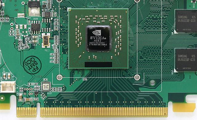 GeForce 6600 GT (NV43) Referenzkarte