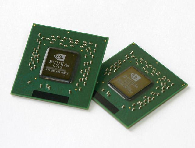 NV43 Grafikchips