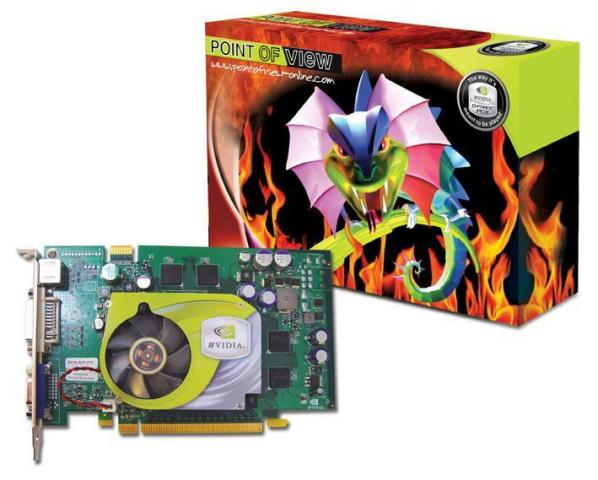 Point-of-View GeForce PCX 6600GT