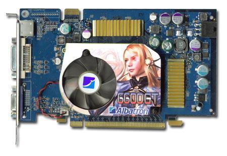 Albatron PC 6600GT