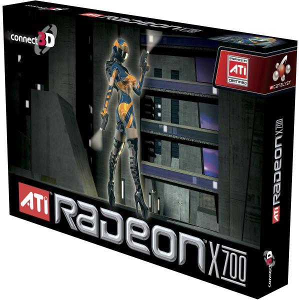 Connect3D Radeon X700 Box