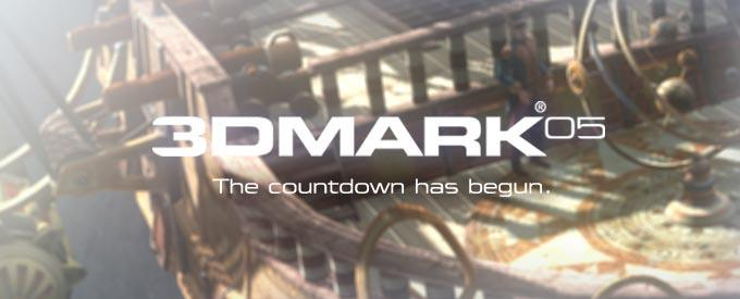 3DMark05 Countdown