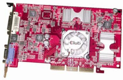 Club-3D DeltaChrome S8 Grafikkarte