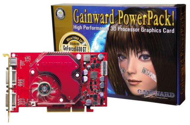 Gainward PowerPack! Ultra/1960 XP Golden Sample GLH
