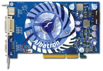 Albatron GeForce 6600 GT AGP
