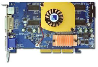 Albatron GeForce 6600 AGP