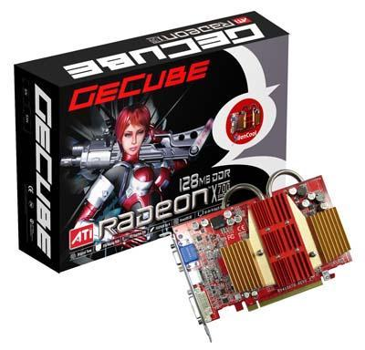 GeCube Radeon X700 Pro SilenCool