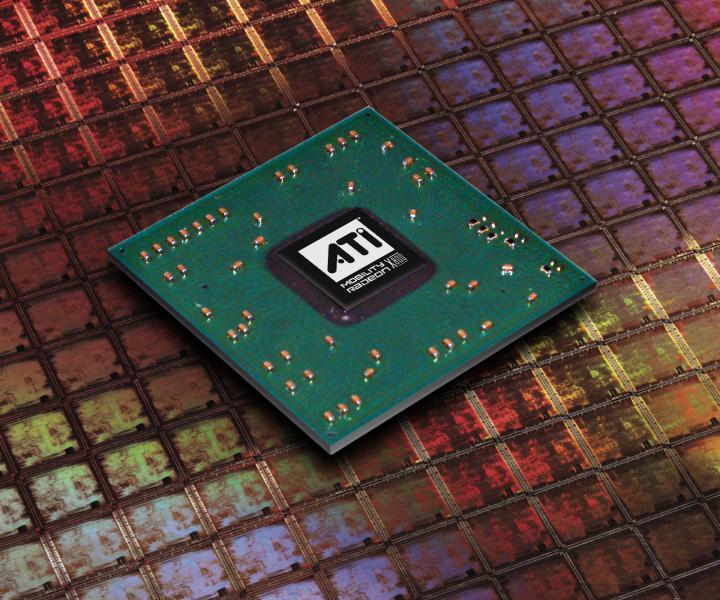 ATI Mobility Radeon X800
