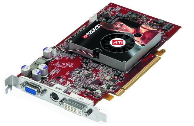 ATI Radeon X800 (PCI Express)