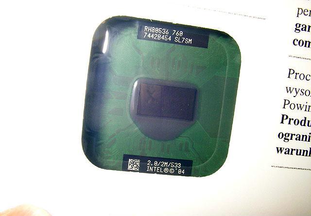 Intel Pentium-M 760
