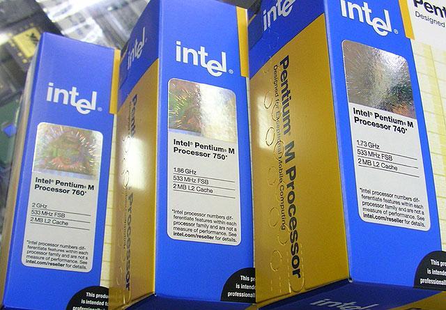 Intel Pentium-M Boxen