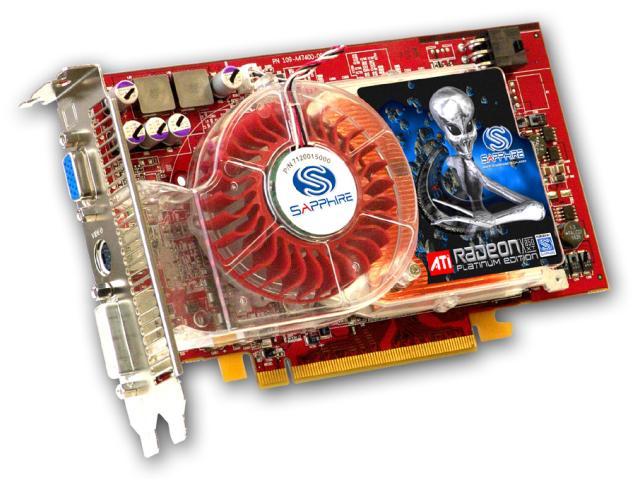 Sapphire Radeon X850 XT PE (PCI-E) mit roter Platine