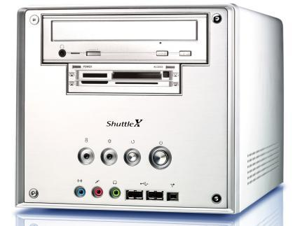 Shuttle XPC G2 6100HA