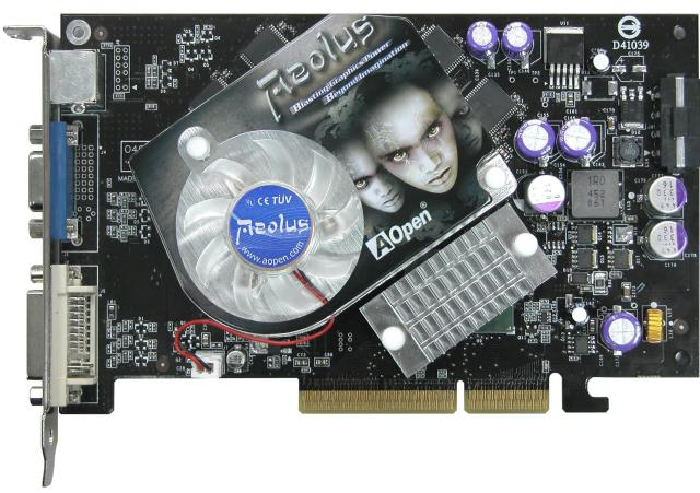 AOpen GeForce 6200 AGP