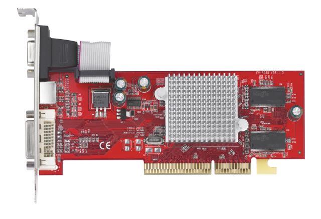 EPoX Radeon 9550 Grafikkarte
