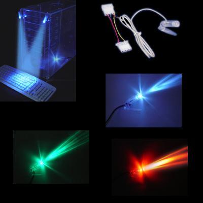 Laser Beam LED von Sunbeam (www.sunbeamtech.com)