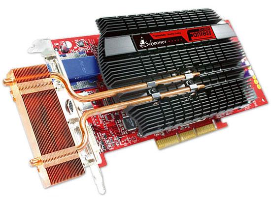 Thermaltake Schooner VGA-Cooler