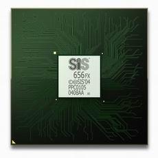 SiS656FX Chipsatz