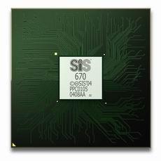 SiS670 Chipsatz