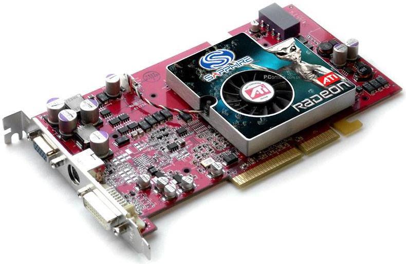 Sapphire Radeon X800 XL AGP (Bild von PConline.com.cn)