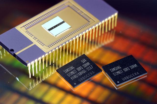 Samsung DDR3 SDRAM