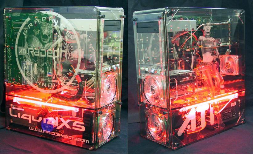 ATIs Overclocking-Systeme für das TXGF