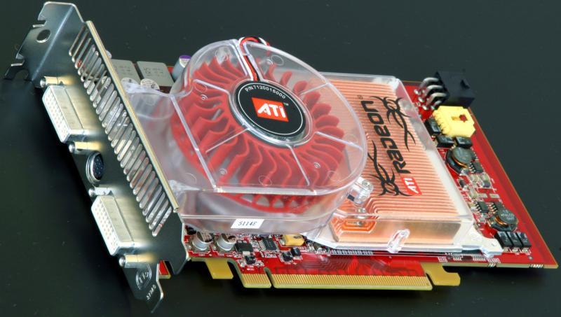 ATI Radeon X850 XT Platinum Edition mit 512MB