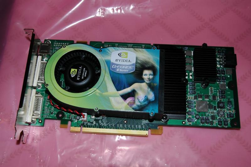 GeForce 6800 Ultra mit 512MB