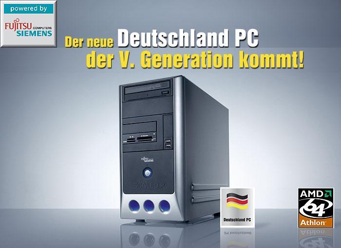 Fujitsu Siemens Deutschland PC V