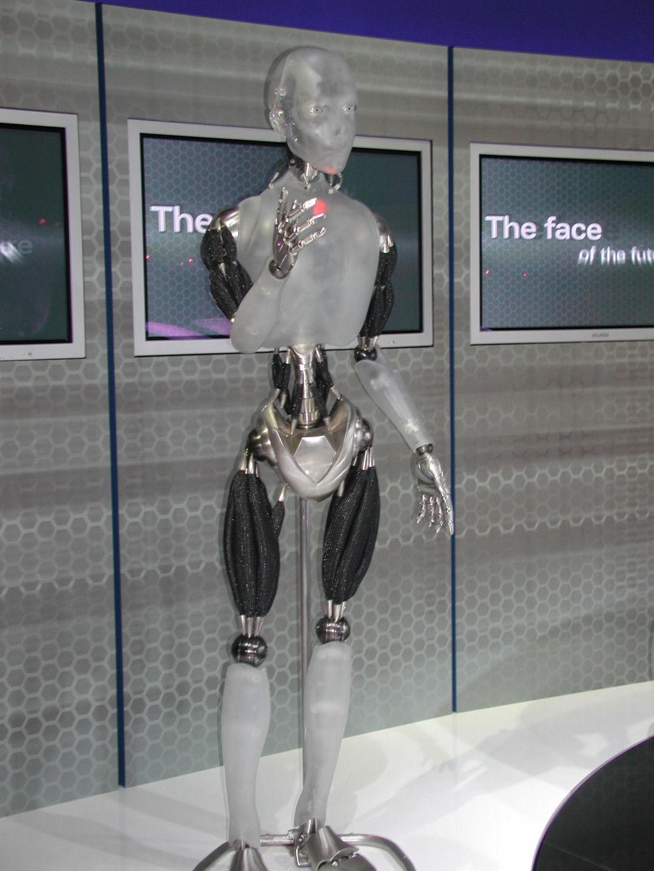 Roboter aus I Robot