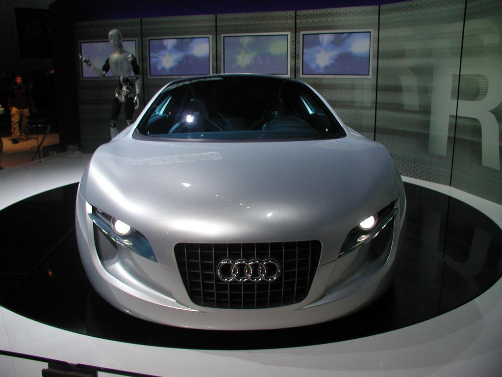 Audi aus I Robot