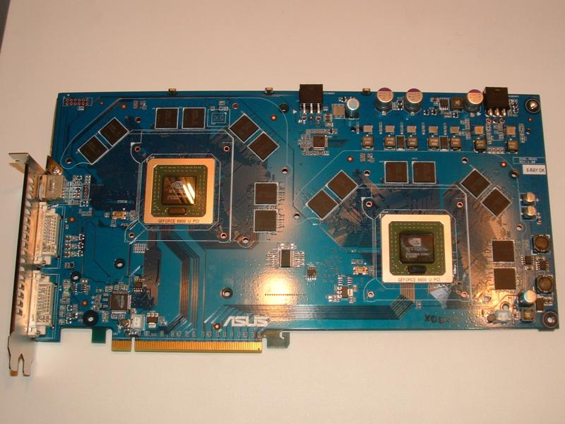 ASUS Dual-Chip GeForce 6800 Ultra
