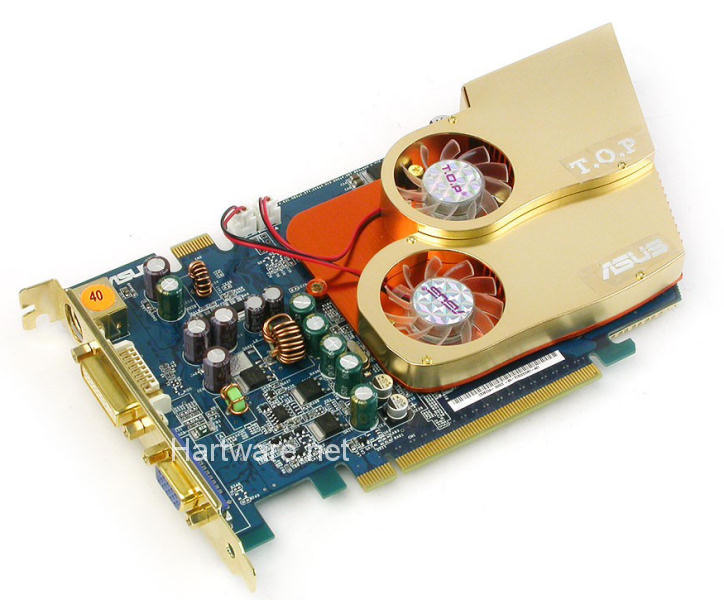 ASUS Dual-GeForce 6600 Grafikkarte