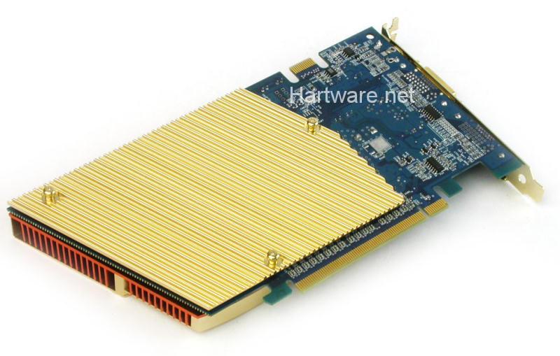 ASUS Dual-GeForce 6600 Grafikkarte (Rückseite)