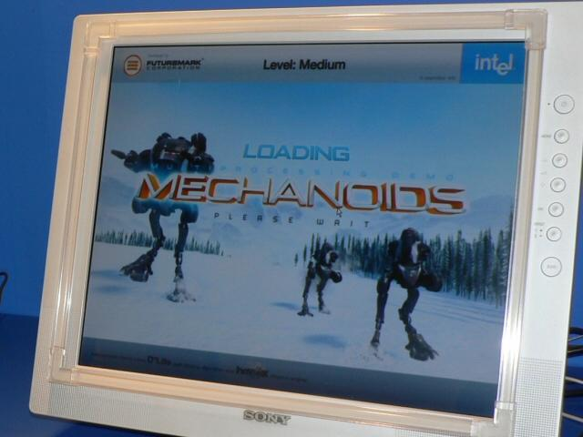 Futuremark Mechanoids Benchmark