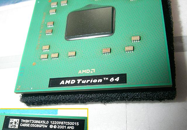 Turion 64 MT-30 in Japan