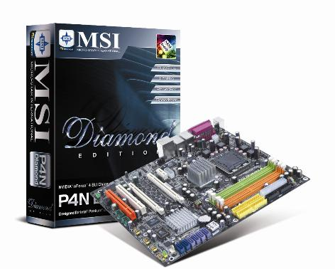 MSI P4N Diamond
