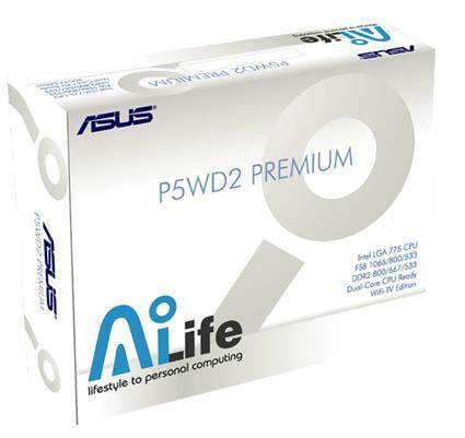 ASUS P5WD2 Box