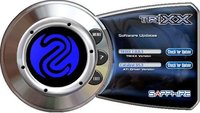 Trixx: Software Updates