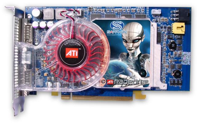 Sapphire Radeon X800 XL 512MB