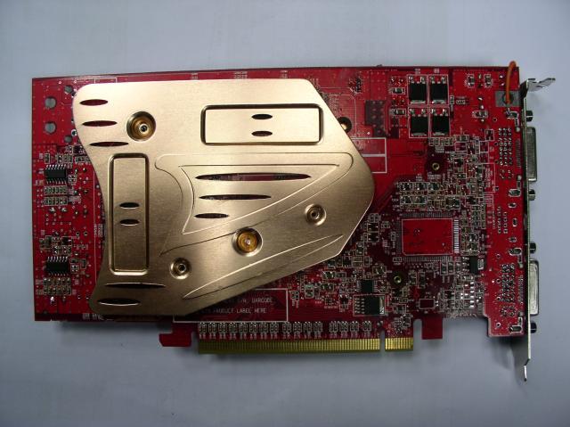 GeCube Radeon X800 XL 512MB PCIe