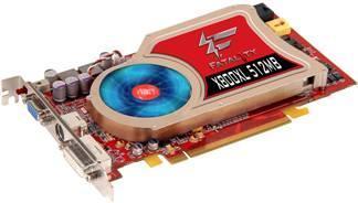 Abit Fatal1ty X800XL 512MB