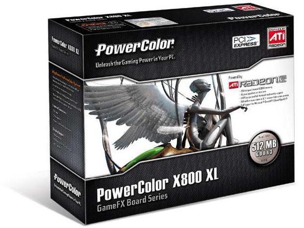 PowerColor X800XL 512MB