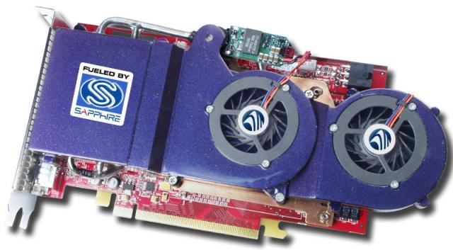 Sapphire Blizzard Radeon X850 XT