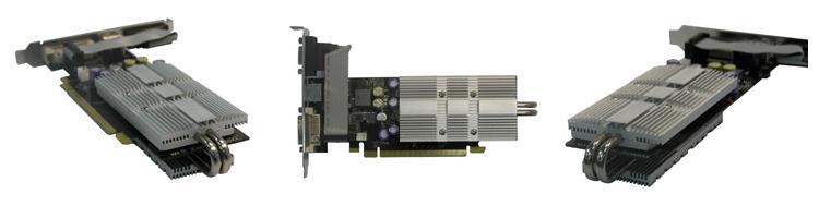 AOpen Aeolus PCX6600–DV128LP