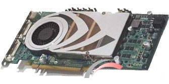 Angebliches Bild einer GeForce 7800 GTX