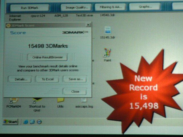 Neuer Rekord im 3DMark05 mit ATI CrossFire System