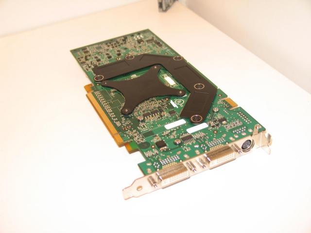 nVidia G70 Grafikkarte auf der Computex