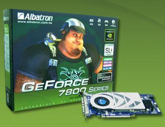 Albatron GeForce 7800 GTX